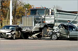 semi-truck accidents
