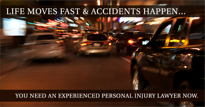 Personal Injury - Attorney Chad B. McKay
